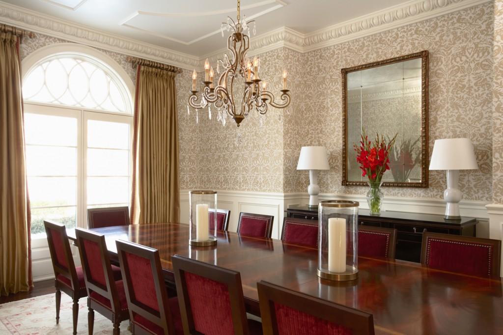 martha ohara dining room