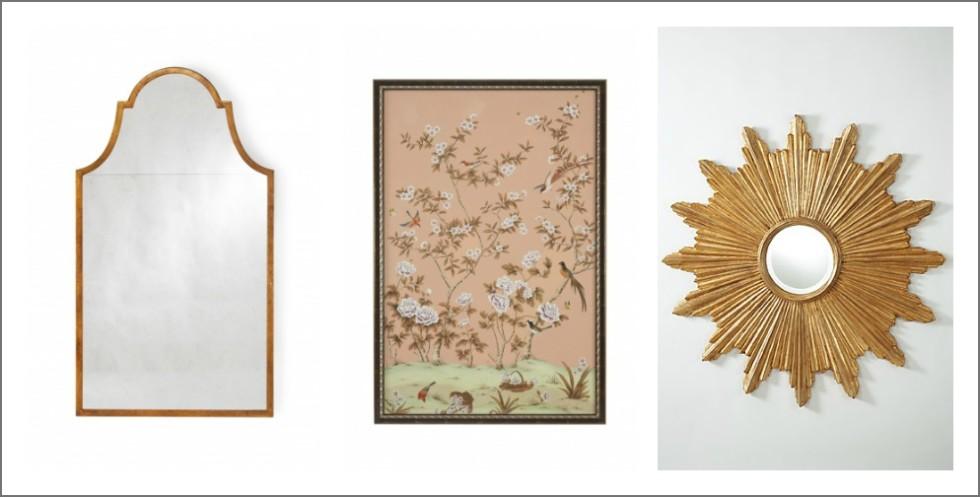 Decorating the bedroom headboard wall with Lumar Interiors