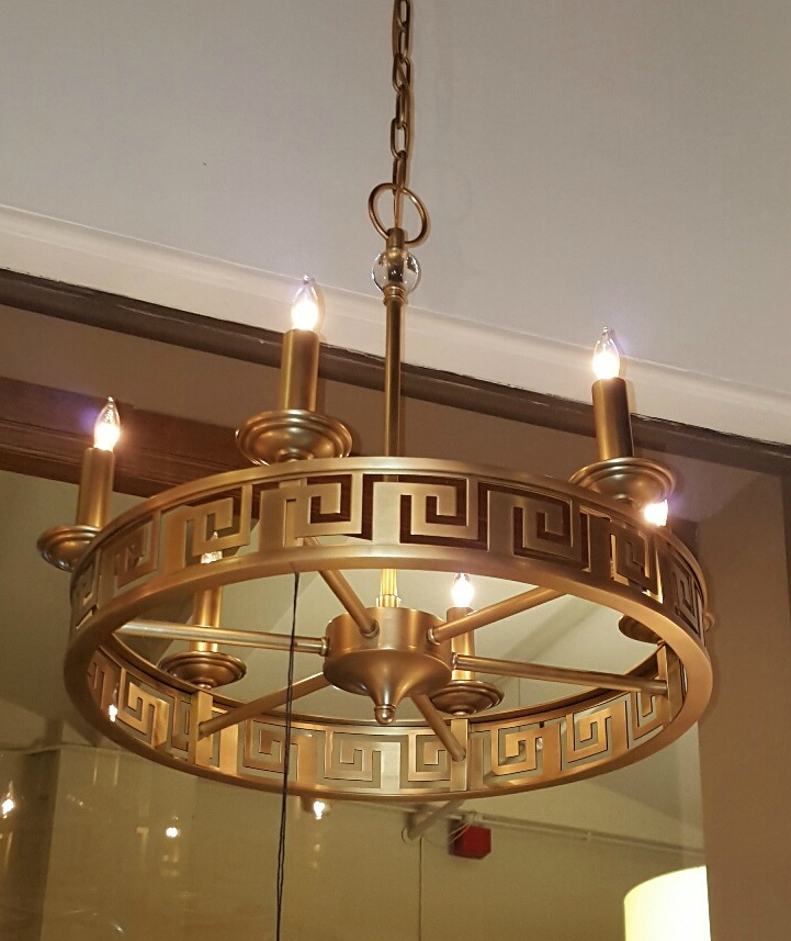 Currey and Co light fixture
