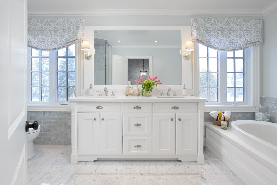 thornhill bathroom renovation