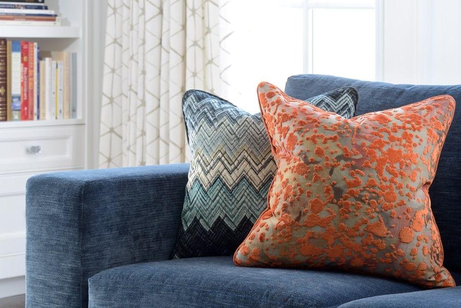 Bedford Park Custom Throw Pillows